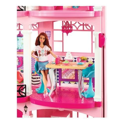 Casa de los sue os de barbie 3 en mercado libre - La casa de barbie de juguete ...