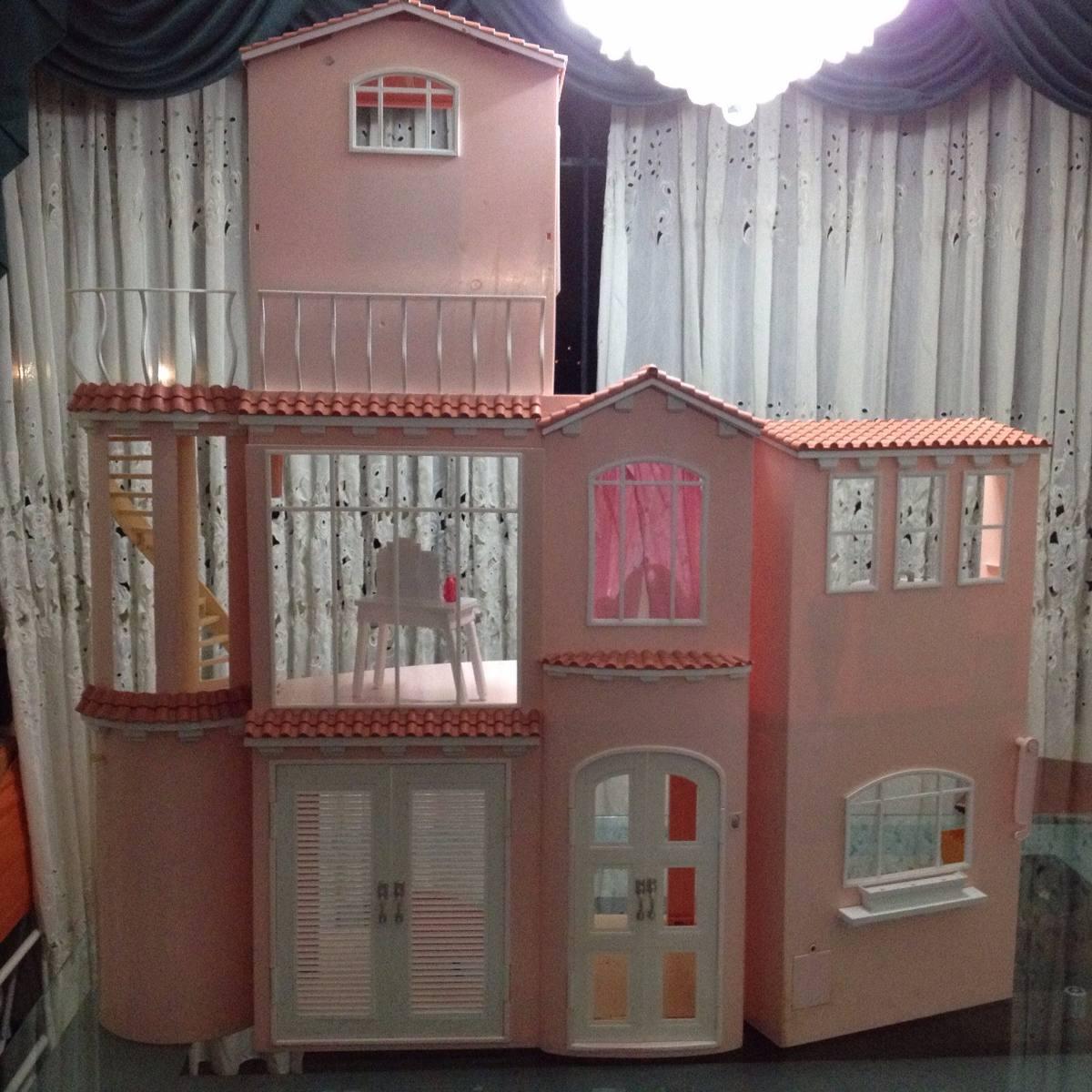 Casa de los sue os de barbie original bs en for Casa de los suenos