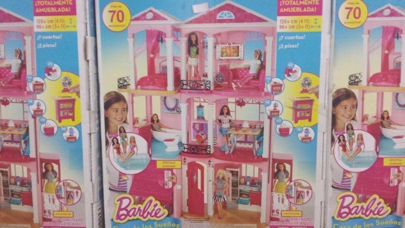 Casa de los sue os de la barbie s en mercado libre - Arreglar la casa de barbie ...