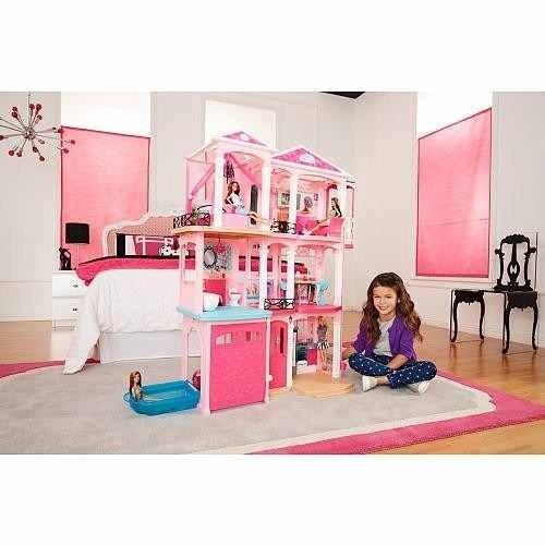 Casa de los sue os de la barbie s en mercado libre - Miglior antifurto casa 2016 ...