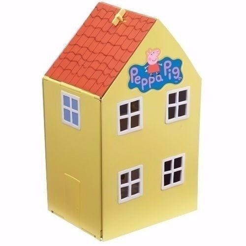 casa de lujo deluxe peppa pig original - mundo manias