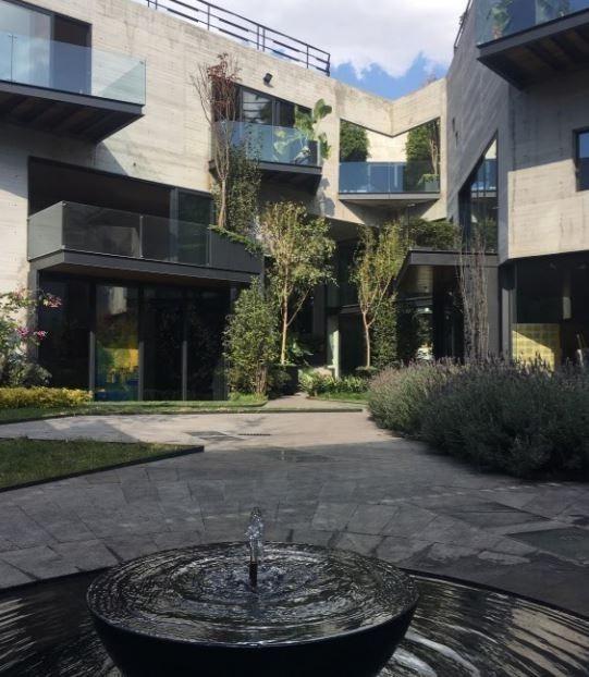 casa de lujo en condominio col. florida