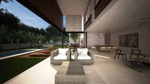 casa de lujo en venta en el yucatán country club