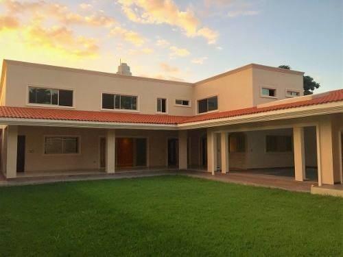 casa de lujo en venta en montes de amé, mérida, yucatán