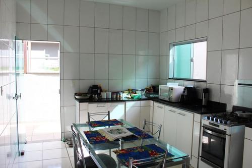 casa de luxo 3 quartos no bairro sagrada família - pr2669