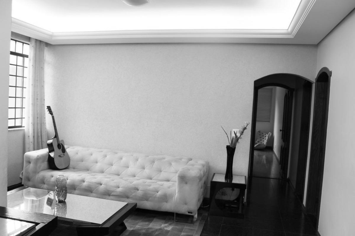 casa de luxo no bairro sagrada família - 2662