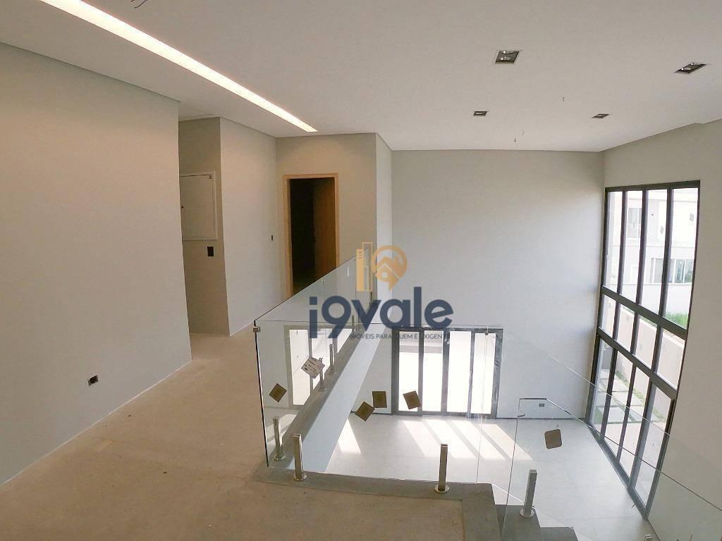 casa de luxo à venda no condomínio alphaville 2 sjcampos-sp,  395m², 4 suítes, piscina no bairro urbanova - ca1604