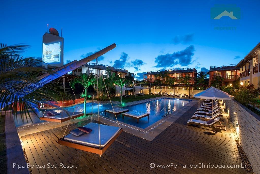 casa de luxo-  vista p mar mobiliado  à venda -  praia de pipa -  tibau do sul - pb - ca0255