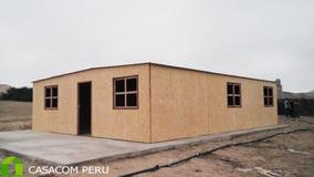 Casa De Machihembrado Prefabricada Casacom Peru