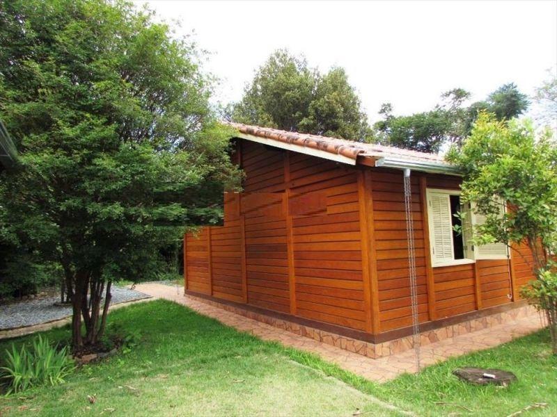 casa de madeira no condomínio ouro velho mansões em nova lima. - 1351