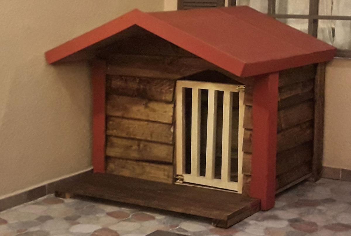 Casa de madera para perro terraza impermeabilizada dogo for Terrazas de madera para casas