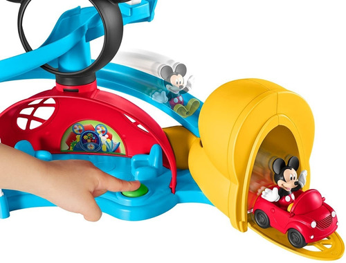 casa de mickey mouse fisher price disney junior clubhouse