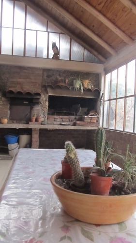 casa de montaña- manzano histórico tunuyan mendoza