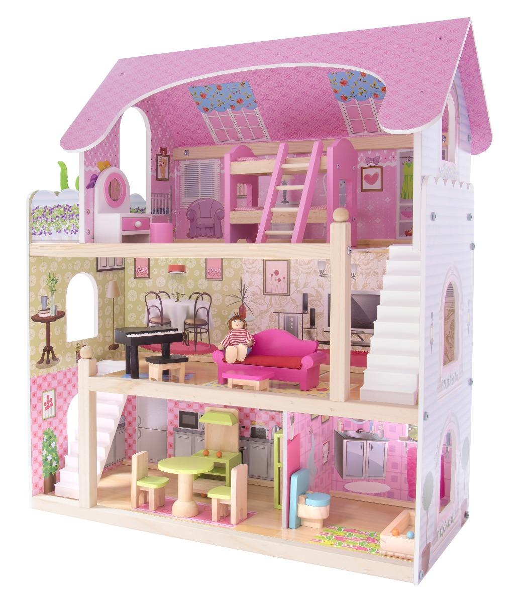 Mueble para ninas estante de dormitorio s 15500 en mercado for Muebles casa de munecas