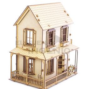 Aparte Casa Kit Incluye De Muebles Y Madera Muñecas byvYgI67f