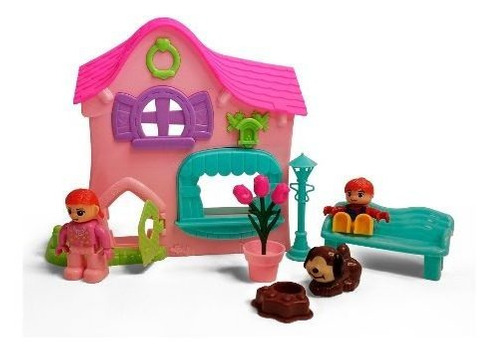 casa de muñecas, juguete novicompu