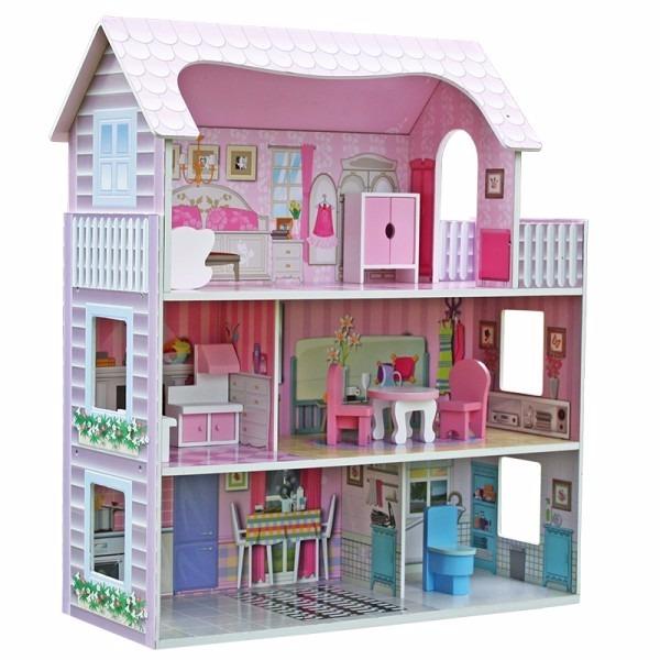 Casa De Muñecas Pamela / Juguetón - $ 69.900 en Mercado Libre