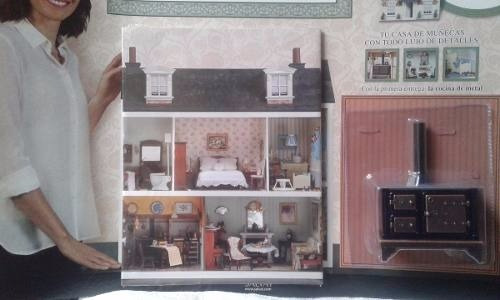 casa de muñecas salvat nº 1 cocina