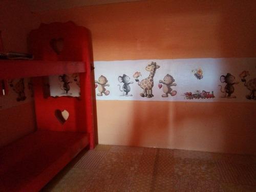 casa de muñecas super grande!!! detalles unicos en decupage!
