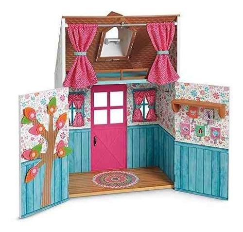 casa de muñecas welliewishers playhouse american girl