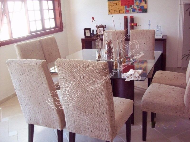 casa de no condomínio malota - malota - jundiaí sp - ca00026 - 34644587