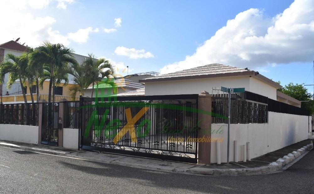 casa de oportunidad en santiago (ctc-103)