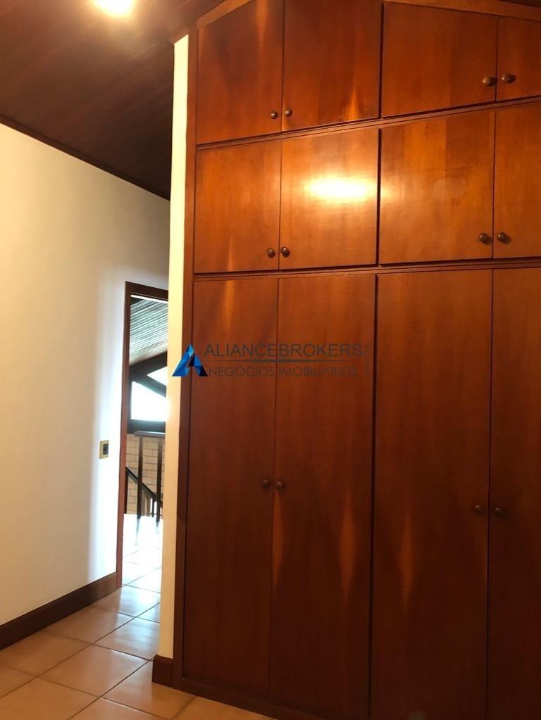 casa de ótimo padrão, situada em condomínio - ca01658 - 34585160