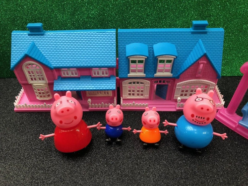 casa de pepa pig beautiful villa - con personajes