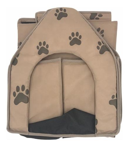 casa de perro plegable interior razas pequeñas