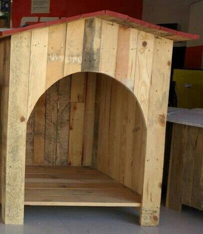 casa de perro tamaño jumbo impermiabilizada