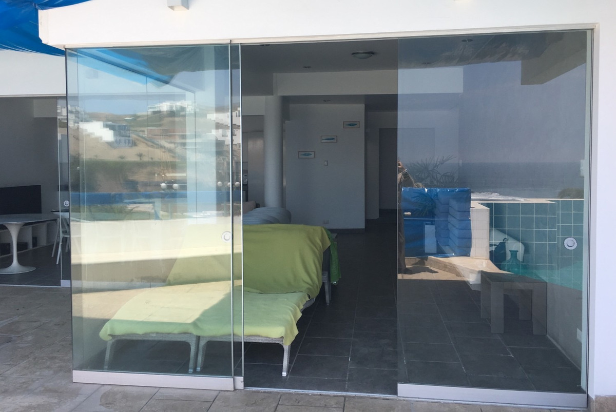 casa de playa 5 dorm c/ baño incluido ,terraza piscina ,serv