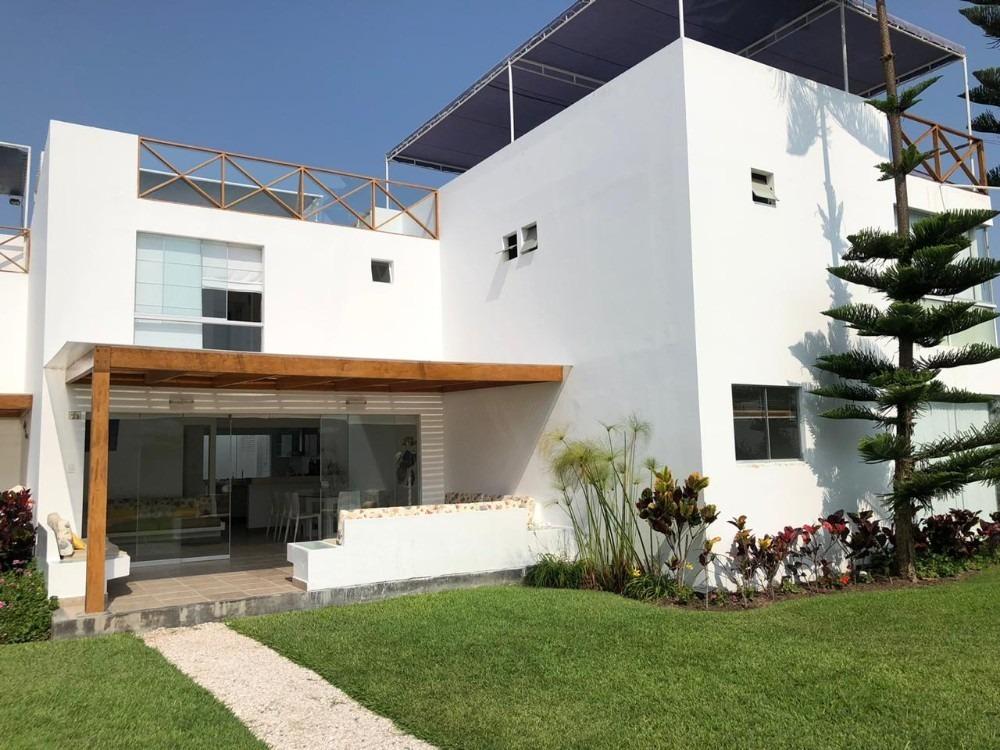 casa de playa en condominio asia del mar
