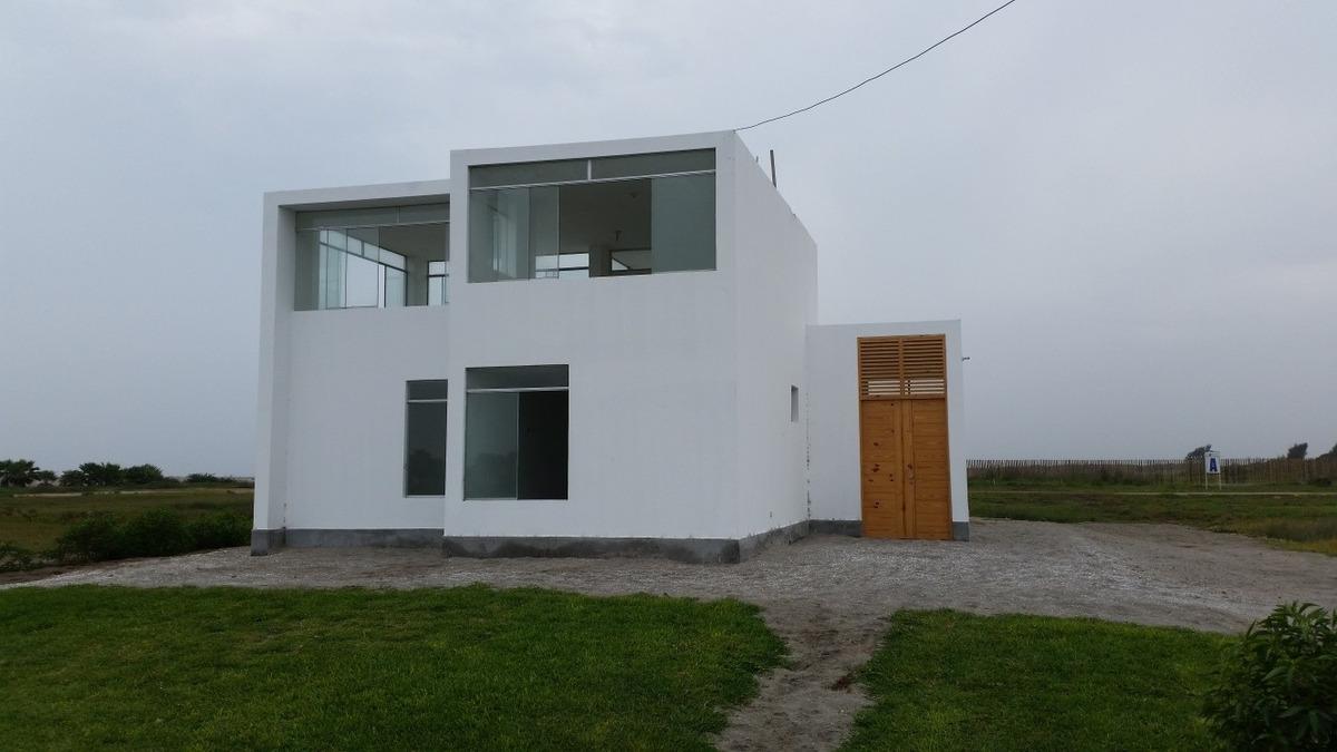 casa de playa en exclusivo condominio valle már