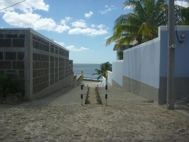 casa de playa en pochomil viejo