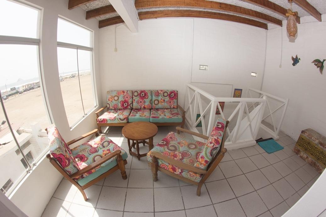 casa de playa km lurin 40 - playa arica