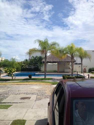 casa de playa manzanillo, en villa del mar frente a alberca