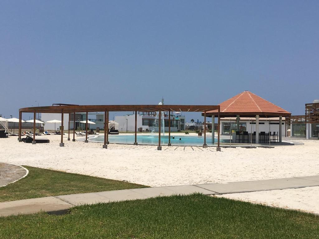 casa de playa terreno asia