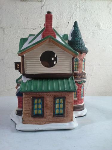 casa de porcelana hermosa clave (j4)