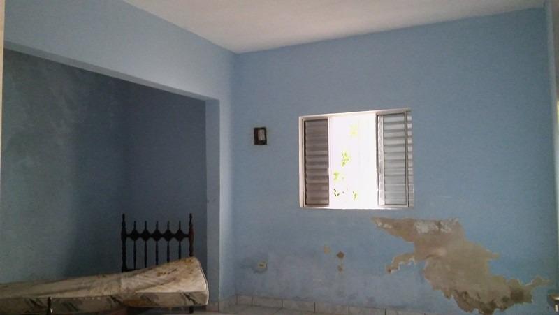 casa de praia, 2 quartos, com suíte, lado praia, rua calçada