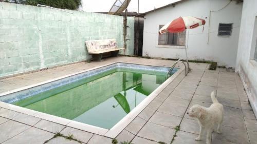 casa de praia 4 quartos, piscina e área gourmet!