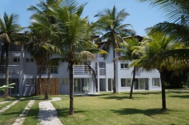 casa de praia, frente para o mar, cond. fechado, ubatuba