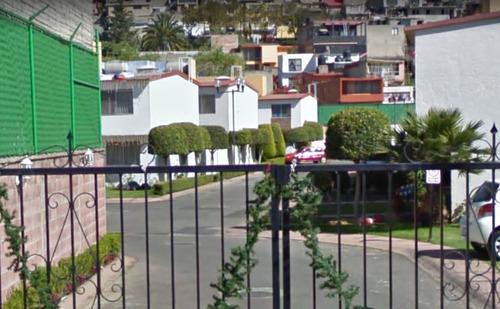 casa de remate bancario en jardines de atizapan