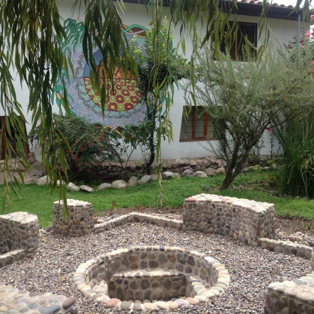 casa de retiro - hospedaje / urubamba, cusco