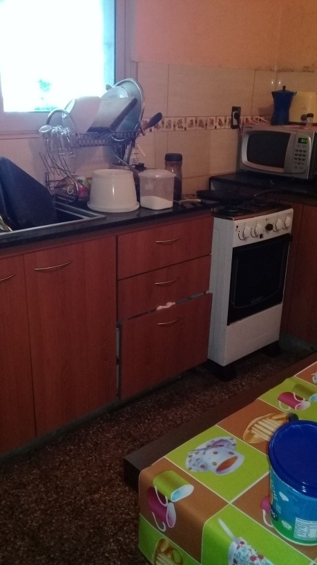 casa de tres dormitorios living comedor cocina integrada co,