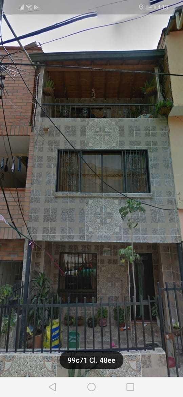 casa de tres pisos precio negociable