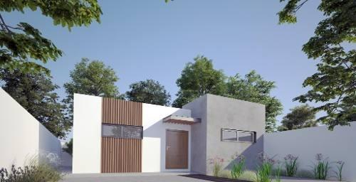 casa de un nivel en preventa dentro de mallorca residence