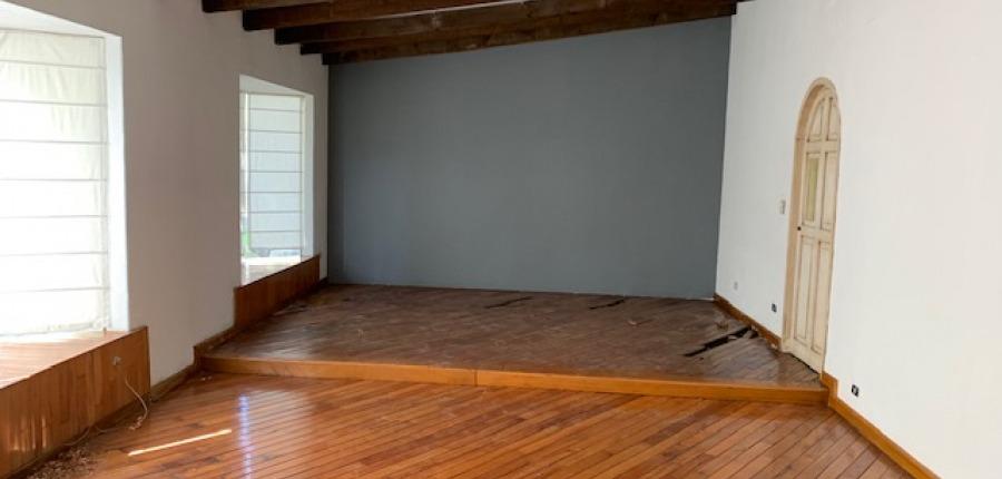 casa de un piso en renta en segunda sección de las fuentes