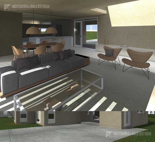casa de una planta - el canton - norte -escobar