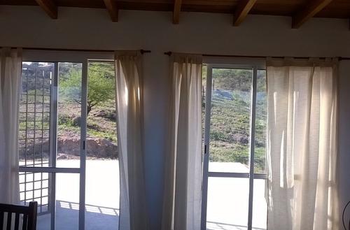 casa de vacaciones - estancia vieja - villa carlos paz-