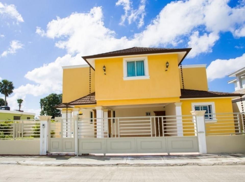 casa de venta en isabel g, los llanos de gurabo santiago